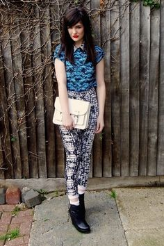 Style it with Bloglovin' Entries  BY:  charleneo