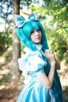 Miku - Alice in Music land - Jejeying(제제읭) 初音ミク コスプレ写真 - WorldCosplay