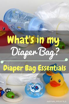 What to pack when you're heading out with your newborn and/or infant. Our top diaper bag essentials. Diaper Bag Essentials, First Time Parents, What To Pack, Infant, Packing, Parenting, Babies, Top, Bag Packaging