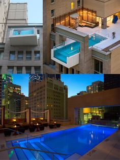 The Joule Hotel ~ Dallas, Texas