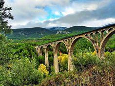 Puente de las siete lunas. #Alcoy