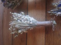 Small Cream Posy of Flowers for Young Bridesmaid or Flowergirl. Rustic, Country, Barn Wedding.  Full range of Flowers