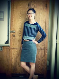 Cute teaching outfit for fall/winter