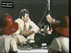JULIO IGLESIAS Y PALITO ORTEGA - 70's ( MUSICA DEL RECUERDO )