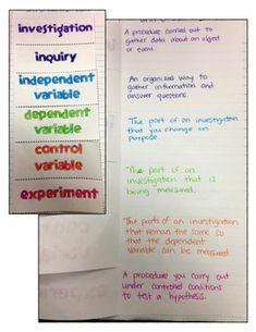 11 Science Variables Ideas Science Scientific Method Teaching Science