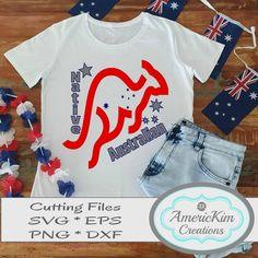 Kangaroo Native Australian SVG Australia Day Native Australians, Family Show, Australia Day, Kangaroo, Nativity, Kids, Australia Day Date, Baby Bjorn, Young Children