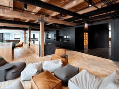 Those Architects presents a grown-up office space for a maturing company - News - Frameweb