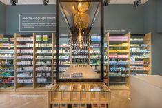 PHARMACIE SAINTE BLANDINE – Cubik Agenceur Pharmacy, Apothecary