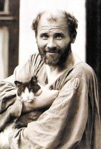 Klimt estudou desenho ornamental na escola das artes decorativas era especialista em pinturas, murais, esboços entre outros objetos de arte, muitas obras de Klimt estão em exposição na galeria de separação de Viena. Klimt veio de uma família de sete irmãos aonde três deles despertaram afinidade com a arte desde muito cedo.