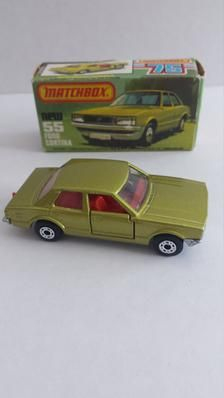 Ford Classic Cars, Classic Toys, New Sports Cars, Sport Cars, Old School Toys, Vintage Hot Wheels, Corgi, Matchbox Cars, Red Interiors