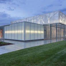 John Fry Sports Park Pavilion - the marc boutin architectural collaborative