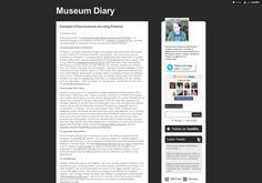 Rest, Rss Feed, Being Used, Museums, Poster, Billboard, Museum