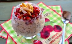 Make Ahead Chia Seed Oatmeal