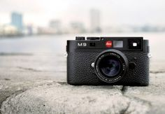 The Leica Digital M9 Rangefinder