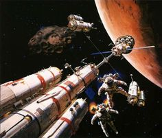 Check out the official site of Robert McCall's amazing collection here.