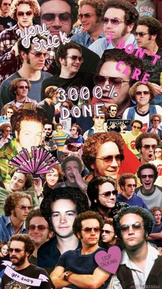 fondos that show lockscreens Hyde That 70s Show, Thats 70 Show, Cultura Pop, Steven Hyde, Movies Showing, Movies And Tv Shows, That 70s Show Quotes, Whatsapp Wallpaper, Ukulele Songs