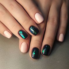 There's no better feeling than getting your nails done ✯ ✯ ✯ ✯ ✯ Salon 7 Hair Nails & Spa 🏤 121 E Annandale Rd, Falls Church,VA 22046 ☎️ 🌎 Gelish Nails, Manicure And Pedicure, Love Nails, How To Do Nails, Short Pink Nails, Finger, Super Nails, Perfect Nails, Holiday Nails