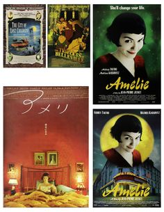 Amelie (2001) [1,530 x 1,980] HD Wallpaper From Gallsource.com