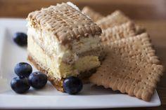 Dieser Kuchen aus Polen kommt ganz ohne Backen aus! http://www.erdbeerlounge.de/rezepte/desserts/dieser-cremige-3-bit-kuchen-aus-polen-kommt-ohne-backen-aus/
