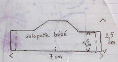 vêtements pour Sylvanian (explications, patrons, tutoriels ) nouveautés avec tuto.: charlotte pour lapine p61, châle en tissu p63, coussin de chaise page 64, chapeaux masculins p 65, casquette p66 - Page 35