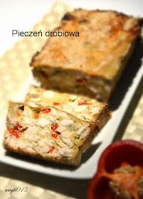 Przepisy Magdy: Pieczeń drobiowa Sausage Recipes, Chicken Recipes, Cooking Recipes, Dinner Party Appetizers, Polish Recipes, Polish Food, Food Dishes, Food To Make, Good Food