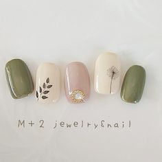 ネイルチップ in 2020 Cat Nail Art, Nail Art Diy, Diy Nails, Cute Nails, Korean Nail Art, Korean Nails, Japanese Nail Design, Japanese Nail Art, Minimalist Nails