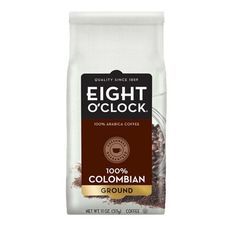 In our house we only drink Eight O'Clock Colombian!!