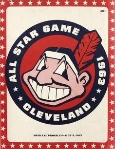"""""""Cleveland All-Star Game History. In Don Drysdale comes out of the 'pen in the to get the final six outs and secure a win for the National League Baseball Posters, Baseball Art, Baseball Field, Cleveland Baseball, Cleveland Indians Baseball, Cleveland Team, Cleveland Browns, Indian Prints, Thing 1"""
