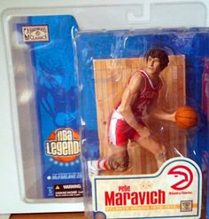 Pete Maravich memorabilia for baby boy room Pistol Pete, Guys And Dolls, Baby Boy Rooms, Lsu, Baby Ideas, Attic, Action Figures, Legends, Great Gifts