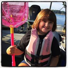 Allyson Vaughn says grab your nets. It's time for the Great Grand Lake Bobber Drop. Sam Williams is launching right now from the Grove airport. The bobbers should start dropping soon. - Kaylea M. Hutson-Miller / Grove Sun