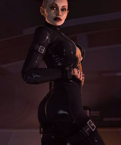 Mass Effect's Jack