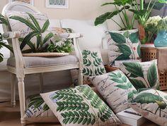 "18"" decorative green leaves pillow covers, natural  sofa decoration, seat cushions/almofadas, cushion home decor"