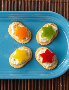 Just 4 ingredients are all you need to make these kid-pleasing snacks.