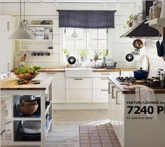 Design Small Country White Kitchen Ideas With Cottage Photos Italian Style
