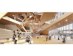 Guggenheim Helsinki | Kimmel Eshkolot Architects Helsinki, Architects, Competition, Building Homes, Architecture