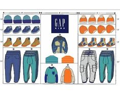 Image result for fashion planograms