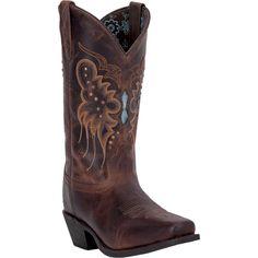 Ladies Dan Post Boots Lardeo: Western Cora