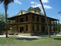 8. The Koreshan State Historic Site settled in Estero, FL, in 1894