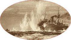 Retro Brit: H.M.S. Jervis Bay - Heroic Final Valiant Moment - MV San Demetrio. Merchant Navy, Royal Marines, Historical Fiction, World War Two, Finals, Science Fiction, Sci Fi, San, In This Moment
