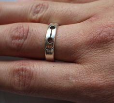 Big Hero 6 Baymax Inspired Cute Ring