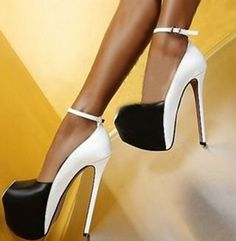 Wild Night Club Wear Platform Heels