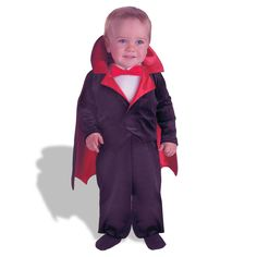 L'Vampire Infant / Toddler Costume