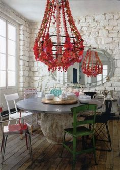 Paola Navone Paris Apartment