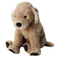 0b68c8d70b1 Brand new IKEA GOSIG GOLDEN Retriever Dog Kids Soft Stuffed Animal Plush Toy   IKEA Kids