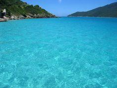 Arraial do Cabo - Ilha do Farol, Brazil *-*