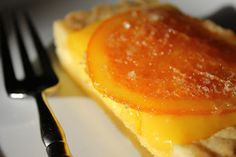 Cara Cara Orange Tart...heaven in the form of an orange!!!!