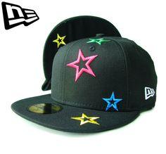 【ニューエラ】【NEW ERA】59FIFTY STAR SERIES ブラックxマルチカラー アンダーバイザー【CAP】【newera】【スター】【帽子】【星】【ノンチーム】【黒】【BLACK】【金】【GOLD】【キャップ】【あす楽】【楽天市場】