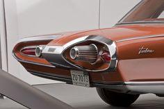 Chrysler turbine car | Chrysler Turbine Car (Ghia), 1963 - Taillights