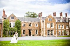 Brooksby Hall, Leicestershire