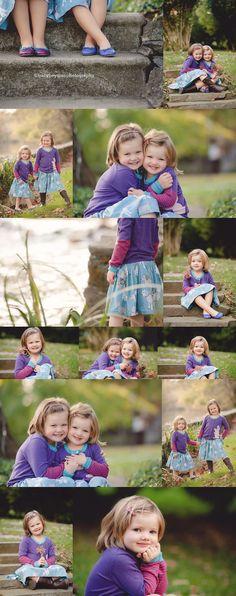 Sister sister portraits